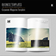 Corporate Magazine Template - GraphicRiver Item for Sale