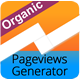 PC and Mobile Traffic Pageview Generator [Organic Suite]