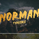 Norman Font - GraphicRiver Item for Sale