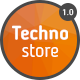 Techno Store - Electronic eCommerce PSD - ThemeForest Item for Sale