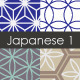 Japanese Pattern Set 1 - GraphicRiver Item for Sale