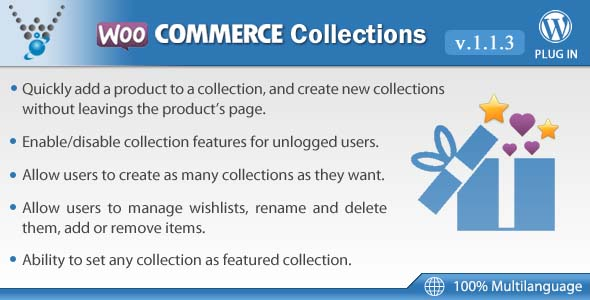 WooCommerce Collections - WordPress Plugin - CodeCanyon Item for Sale