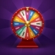 Realistic 3d Spinning Fortune Wheel - GraphicRiver Item for Sale