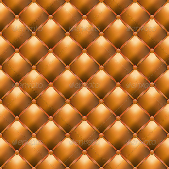 Leather Upholstery Seamless Texture - Backgrounds Decorative