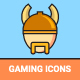 20 Gaming icons - GraphicRiver Item for Sale