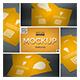 A4 Flyer Mockup - GraphicRiver Item for Sale