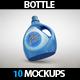 Detergent Bottle MockUp