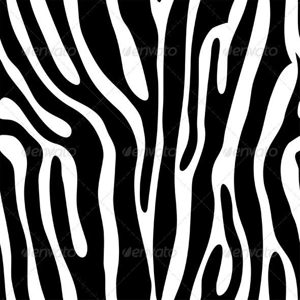Seamless Animal Print - Patterns Decorative