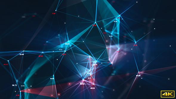 digital data network background 1 by sightsignal