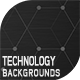 10 Technology Backgrounds - GraphicRiver Item for Sale