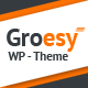 Groesy - Corporate Responsive Multi-Purpose WordPress Theme - ThemeForest Item for Sale
