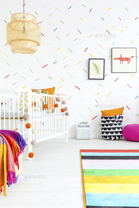 Creative design of room - Stock Photo - Images