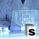 Scientist And Futuristic Technology - VideoHive Item for Sale