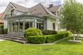 Modern house with glazed arbor - PhotoDune Item for Sale