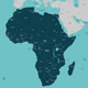 Map of Africa - GraphicRiver Item for Sale