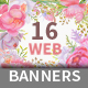 Summer Sale Web Banners Set - GraphicRiver Item for Sale