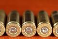 Set of bullets