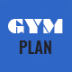 Gym, Fitness & Sports WordPress Theme - GymPlan - ThemeForest Item for Sale