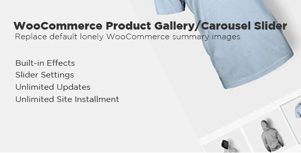 WooCommerce Product Gallery/Carousel Slider - CodeCanyon Item for Sale
