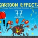 Classic Cartoon 2D Effects Pack - VideoHive Item for Sale