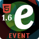 Event Point - Event, Conference & Meetup HTML5 Template - ThemeForest Item for Sale