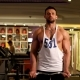 Man Working His Arms at the Gym - VideoHive Item for Sale