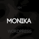 Monika - Multipurpose, Parallax Responsive WordPress Blog Theme