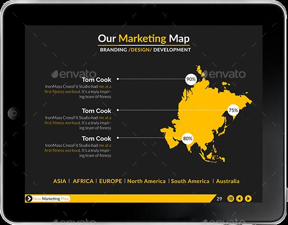 interactive menu planner