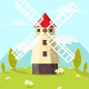 Windmill - GraphicRiver Item for Sale