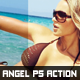 Angel Photoshop Action - GraphicRiver Item for Sale
