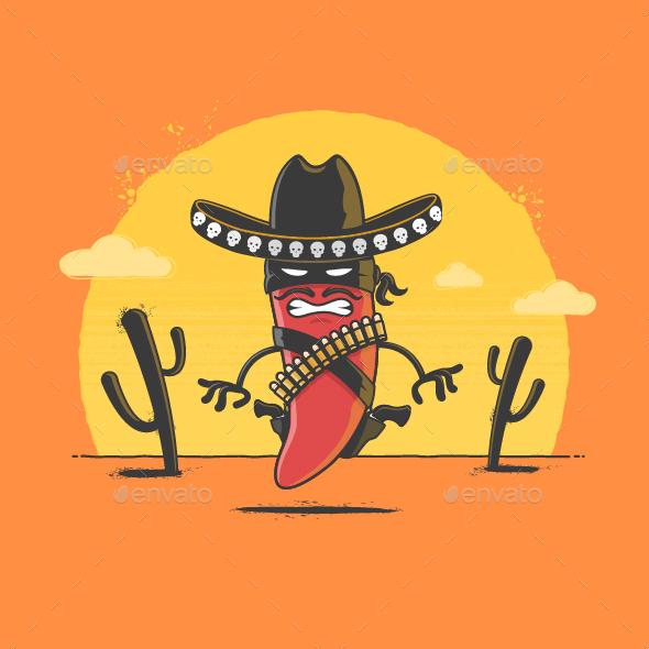 Chili Desperado - Miscellaneous Characters