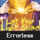 Let Your Light Shine Church Flyer