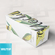 Paper Box Mockup 06 Nulled