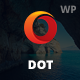 Dot Blog Pro - Creative Blog WordPress Theme Nulled