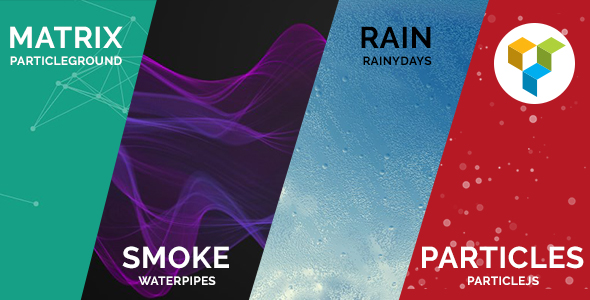 Visual Composer Particle Backgrounds - CodeCanyon Item for Sale