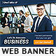 Corporate Web Banner Design Template 71 - Lite - GraphicRiver Item for Sale