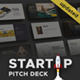 Startup Pitch Deck PowerPoint Presentation