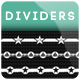 Dividers - Photoshop Shapes [Vol.02] - GraphicRiver Item for Sale