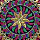 Ethnic Mandala Loops - VideoHive Item for Sale