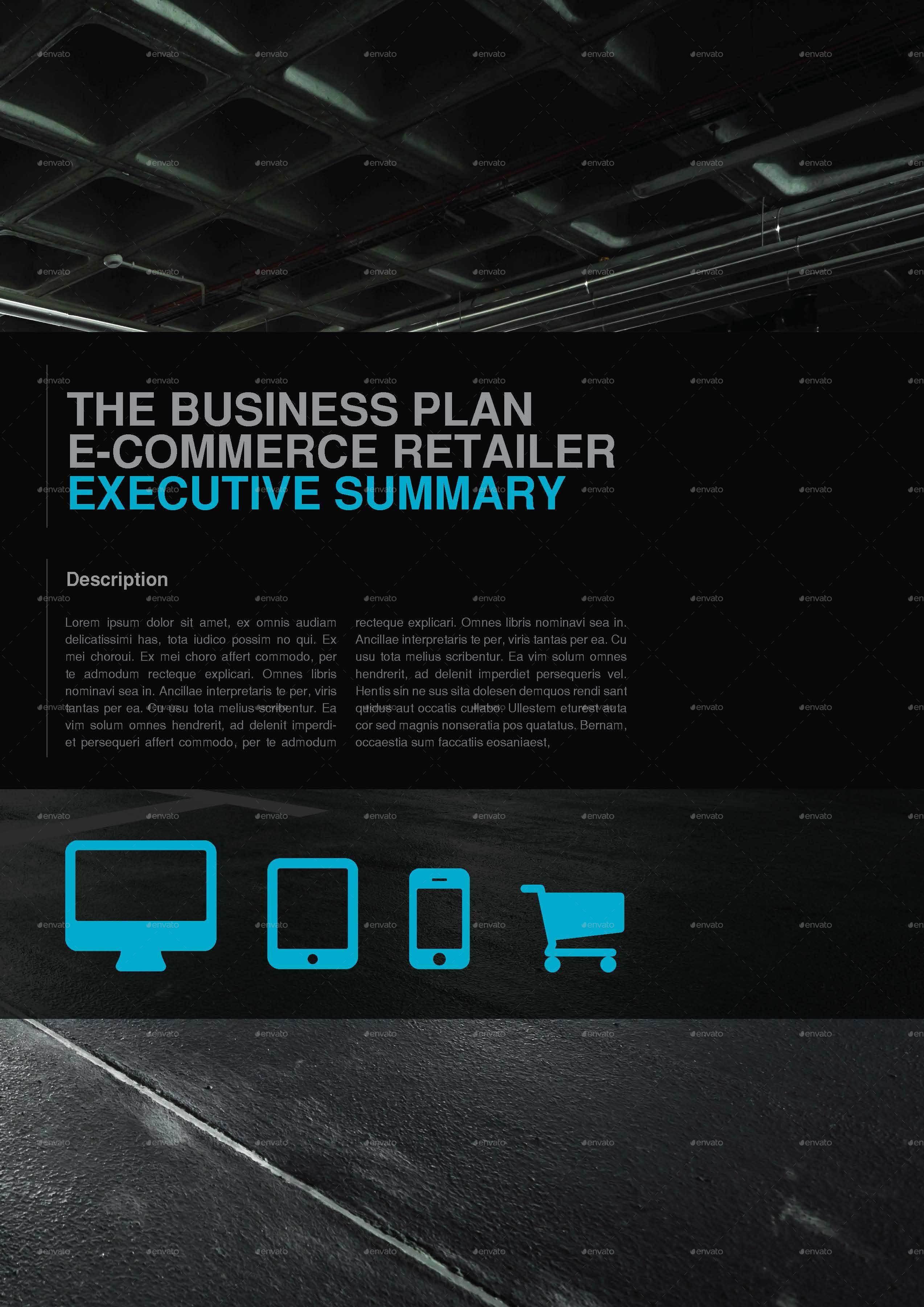 the business plan ecommerce retailer kfea 1jpg the business plan dark version_page_01jpg the business plan dark version_page_02jpg
