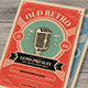 Old Retro Music Flyer - GraphicRiver Item for Sale