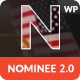 Nominee - Theme for Candidate/Political Leader Nulled