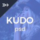 KUDO – App Landing Page - ThemeForest Item for Sale