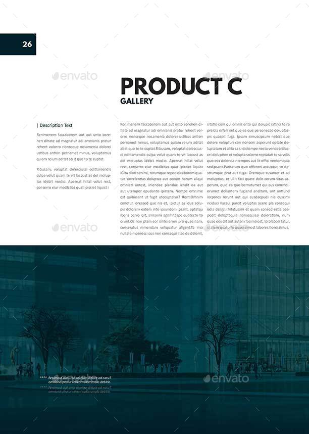 Professional Business Plan Template By Keboto | Graphicriver