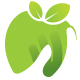 Healthy Nutrition Fruit Logo