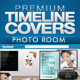 Photo Room Facebook Timeline Cover Template - GraphicRiver Item for Sale
