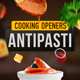 Cooking Design Pack - Antipasti - VideoHive Item for Sale