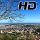 Barcelona City Panoramic View from Tibidabo - VideoHive Item for Sale