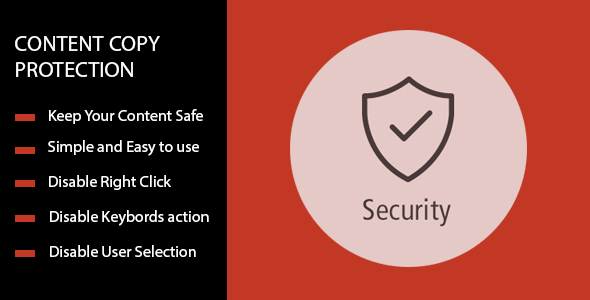 Content Copy Protection - No Right Click For Prestashop - CodeCanyon Item for Sale