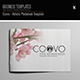 Coovo - Artistic Photobook Template - GraphicRiver Item for Sale